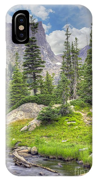 Dream Lake IPhone Case