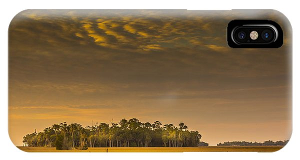 Flooded iPhone Case - Dream Land by Marvin Spates