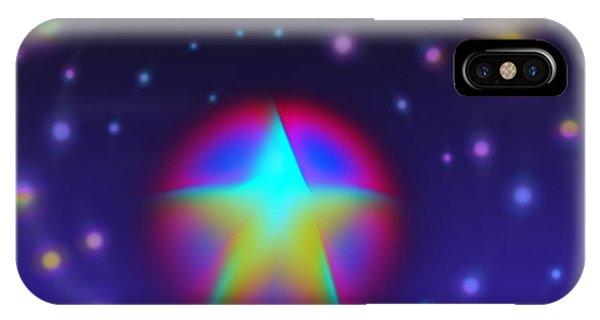 Dream Like A Super Star IPhone Case