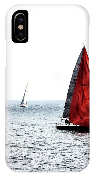 Dream Of Red IPhone Case