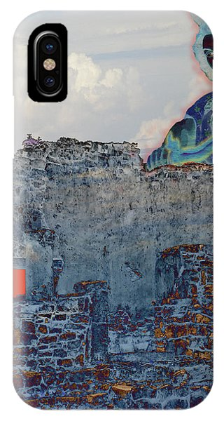 Dream Of Tulum Ruins IPhone Case