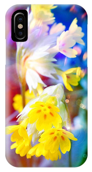 Dream Of Yellow Flowers IPhone Case