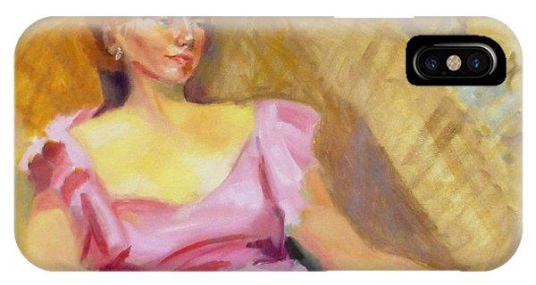Dream Or Memory Phone Case by Irena Jablonski