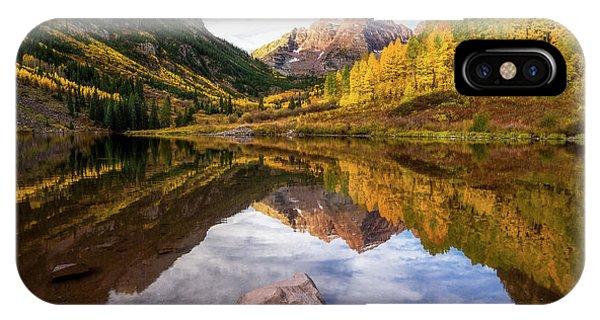 Dreaming Colorado IPhone Case