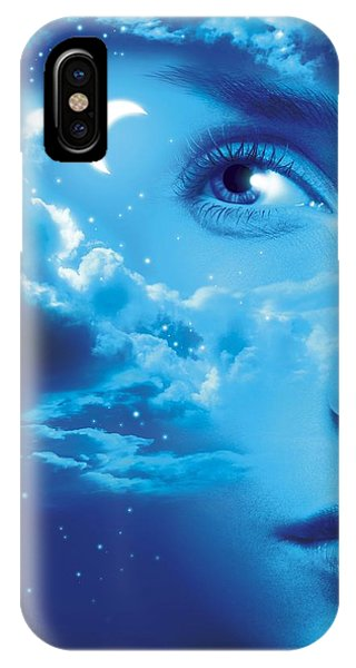 Dreaming, Conceptual Image Phone Case by Smetek