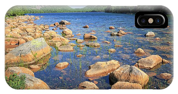 Dreaming Of Acadia IPhone Case