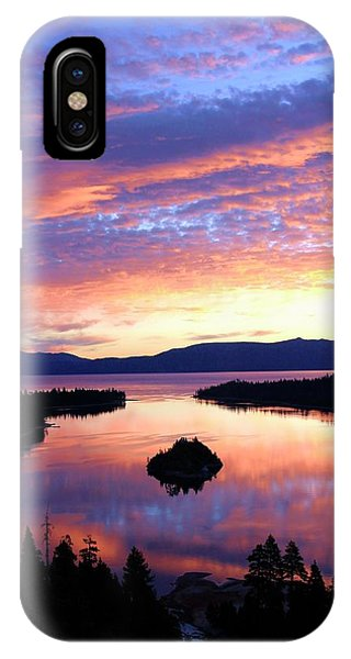 IPhone Case featuring the photograph Dreaming Of Sunrise by Sean Sarsfield