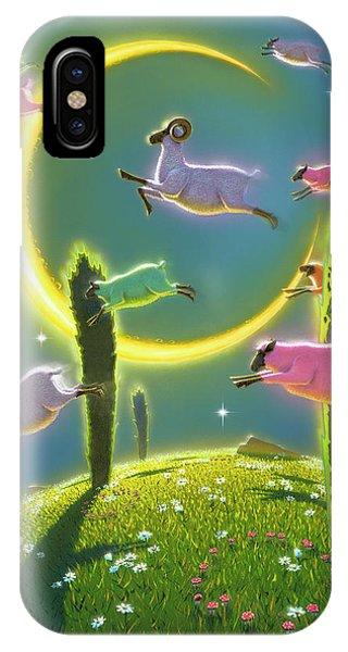 Dreamland II IPhone Case