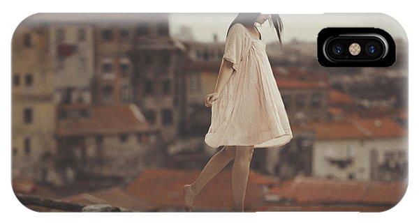 Surrealism iPhone Case - Dreams In Old Porto by Anka Zhuravleva
