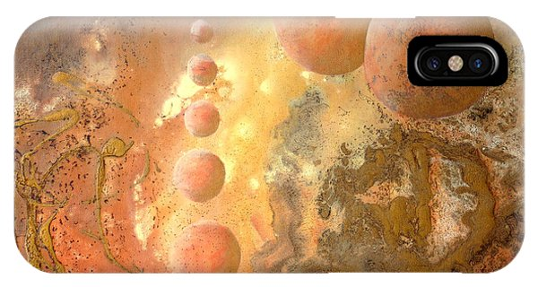 Dreams Of A New World Phone Case by Sonia Flores Ruiz