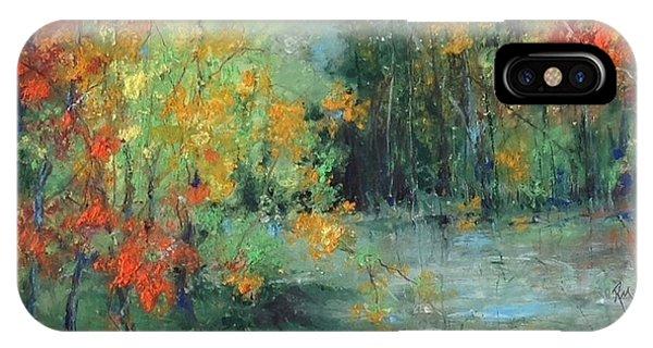 Dreams Of Autumn #1 Paradise On Pontchartrain IPhone Case