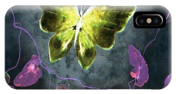 Dreams Of Butterflies IPhone Case
