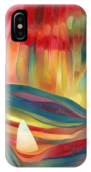 IPhone Case featuring the painting Dreams Of Cuba by Linda Cull