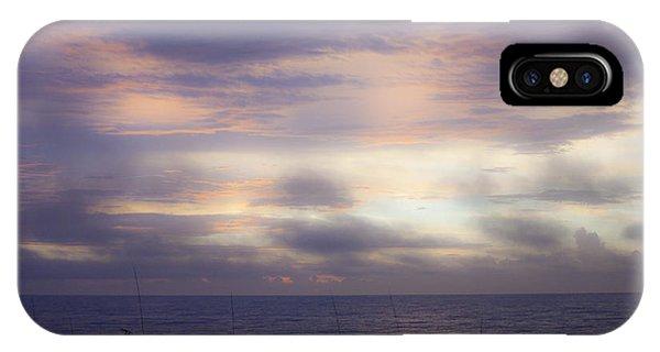 Dreamy Blue Atlantic Sunrise IPhone Case