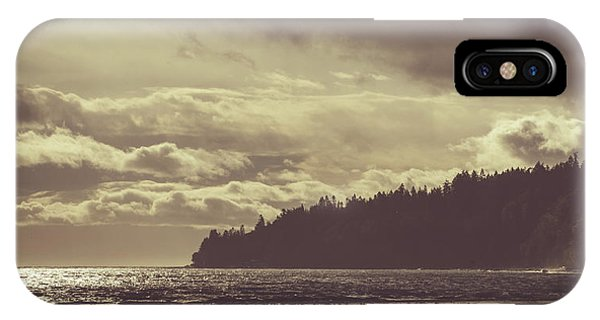 Dreamy Coastline IPhone Case