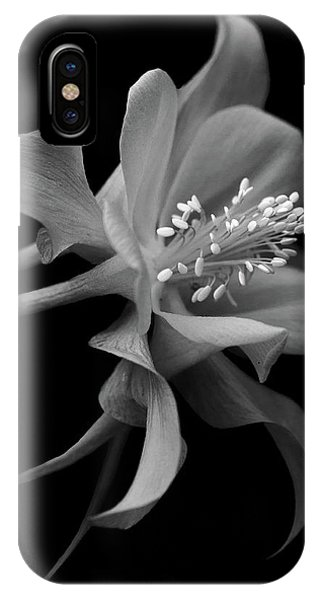 Dreamy Columbine IPhone Case