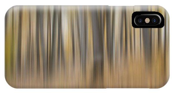 Tan iPhone Case - Dreamy Forest by Tom Mc Nemar