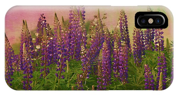 Dreamy Lupin IPhone Case