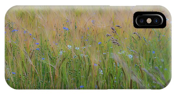 Dreamy Meadow IPhone Case