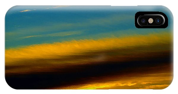 IPhone Case featuring the photograph Dreamy Sunset In Spokane by Ben Upham III