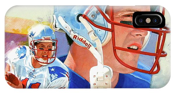 Drew Bledsoe IPhone Case