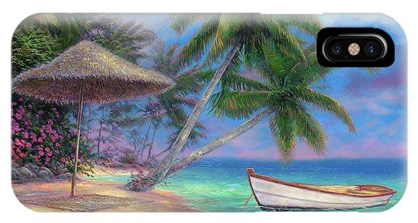 Pacific Ocean iPhone Case - Drift Away by Chuck Pinson