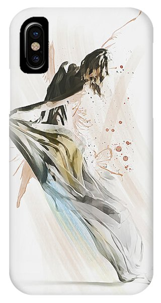 Drift Contemporary Dance IPhone Case