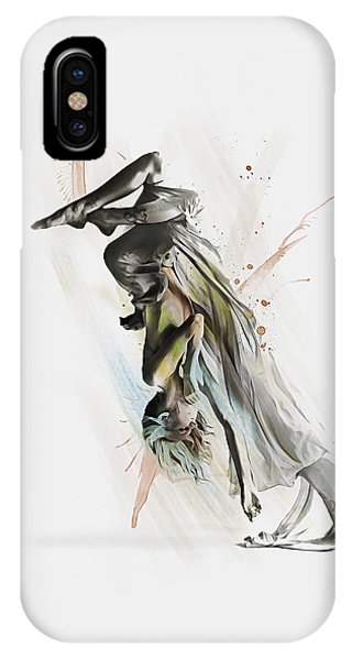 Drift Contemporary Dance Two IPhone Case
