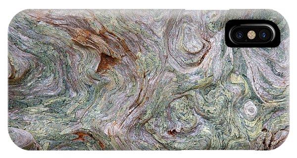Driftwood Burl IPhone Case