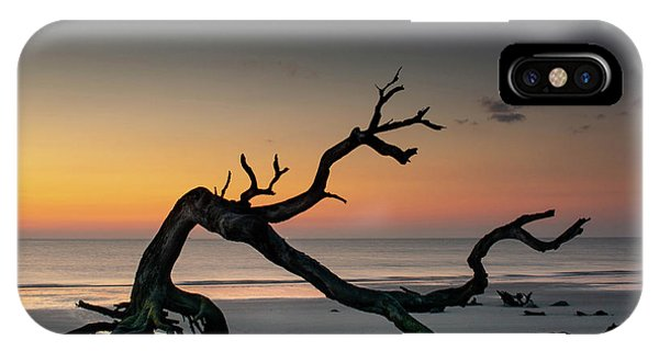Driftwood Morning IPhone Case