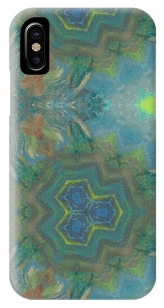 Drinking The Nectar Of Life IPhone Case