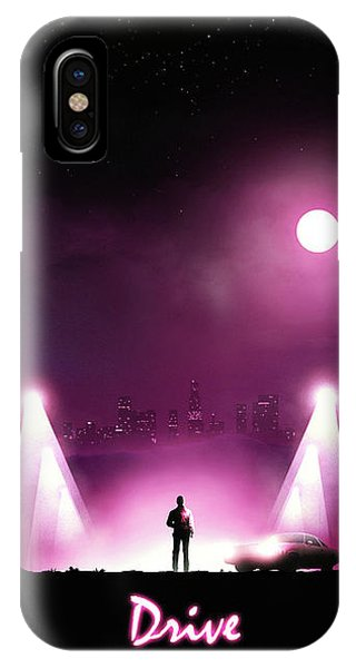 Goslings iPhone Case - Drive by Colin Morella