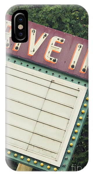 iPhone Case - Drive In I by Margie Hurwich