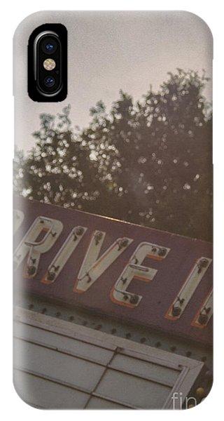 iPhone Case - Drive In II by Margie Hurwich