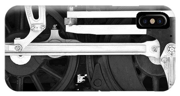 Drive Train IPhone Case