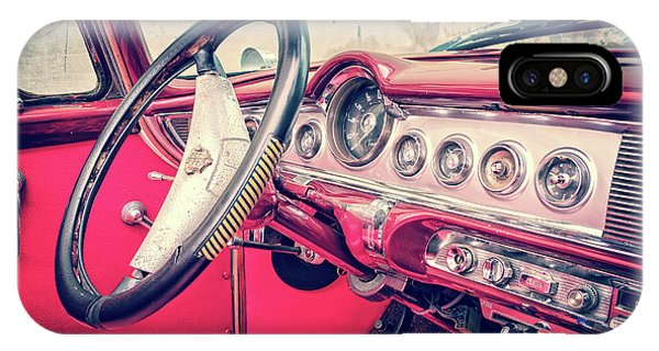 Style iPhone Case - Driving In Havana by Delphimages Photo Creations