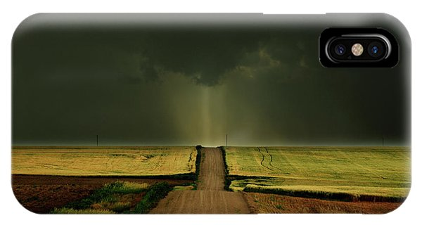 Driving Toward The Daylight IPhone Case
