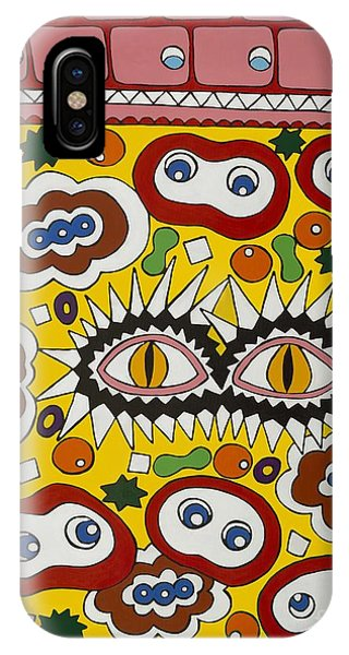 Drugs In The Blood IPhone Case