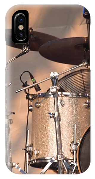 Drum Set IPhone Case