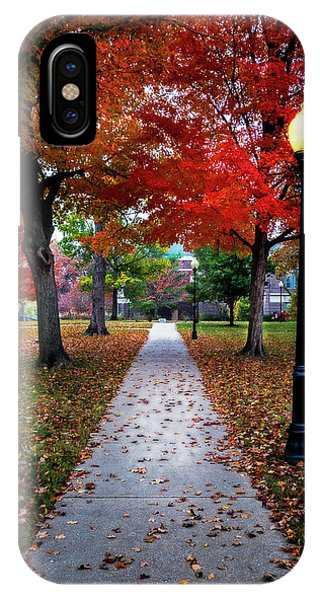 Drury Fall IPhone Case
