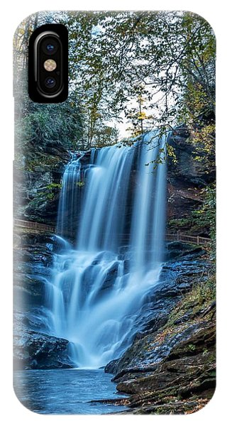 Dry Falls From The Base IPhone Case