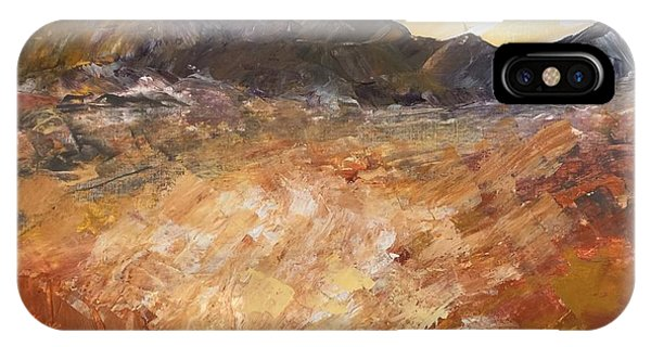 Dry River IPhone Case