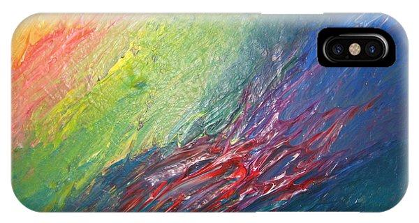 Duante's Inferno IPhone Case