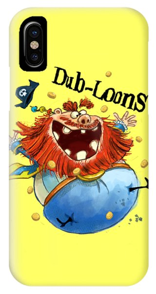 Dub-loons IPhone Case