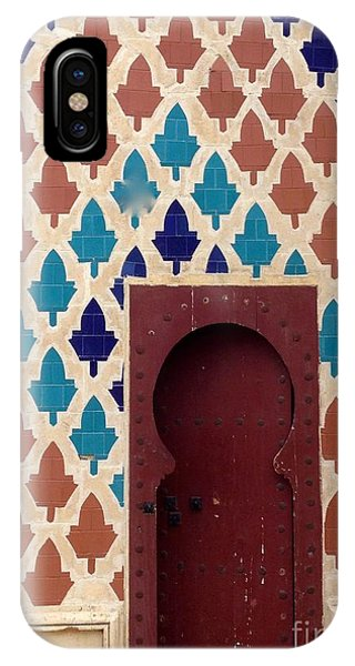 Dubai Doorway IPhone Case