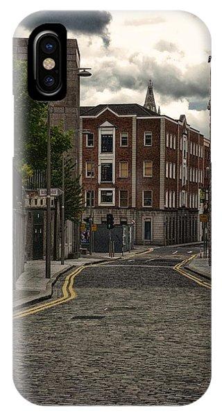 Dublin Street IPhone Case