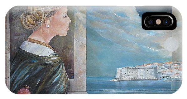 Dubrovnik On My Mind IPhone Case