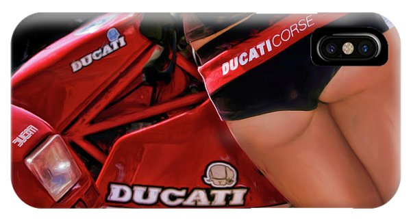 Ducati Model IPhone Case