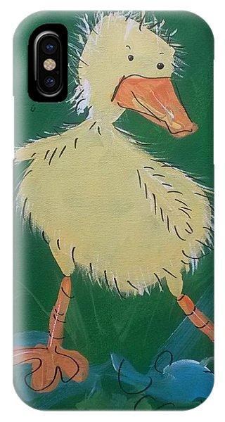 Duckling 3 IPhone Case