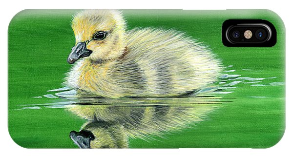 Duckling IPhone Case